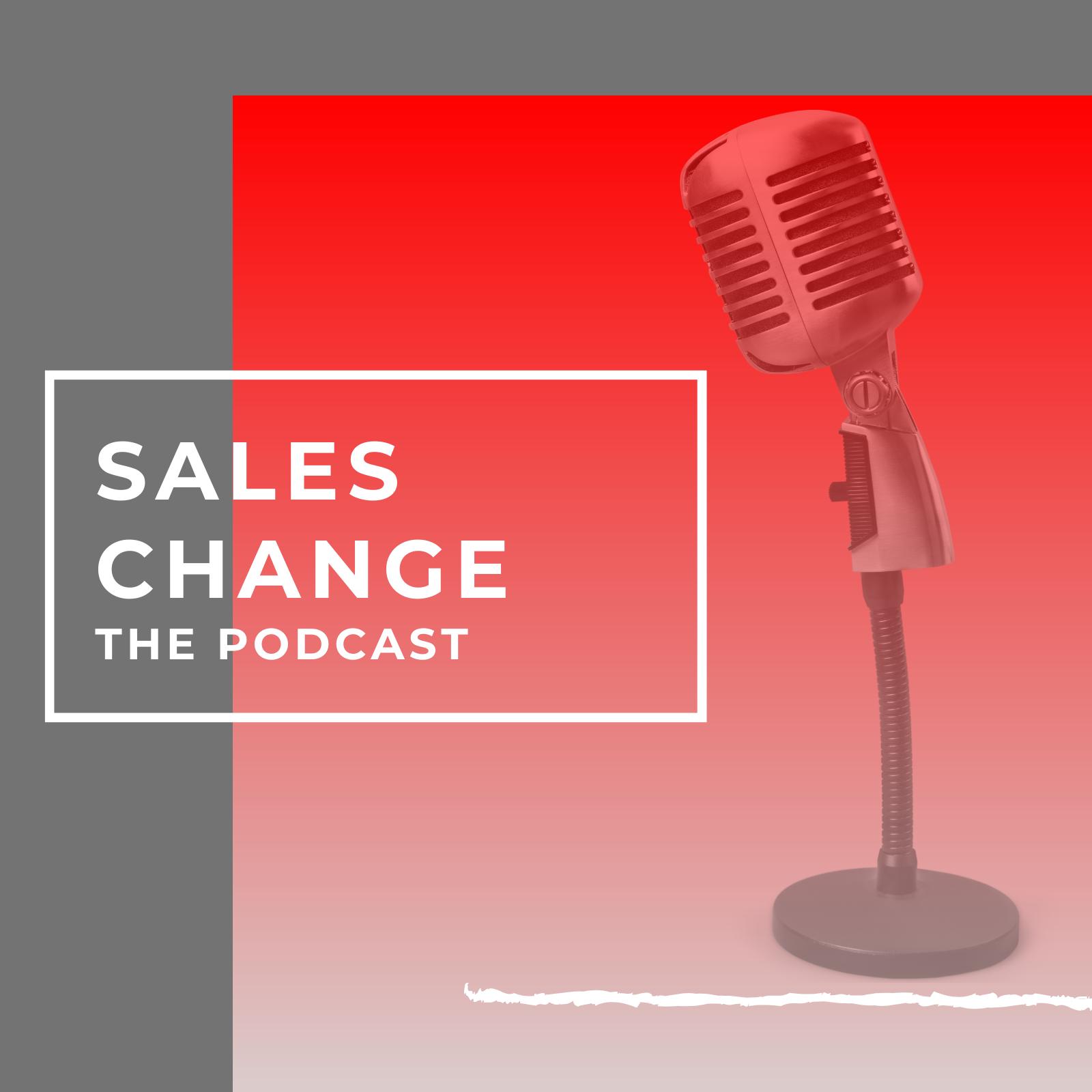 SalesChange - The Podcast show art