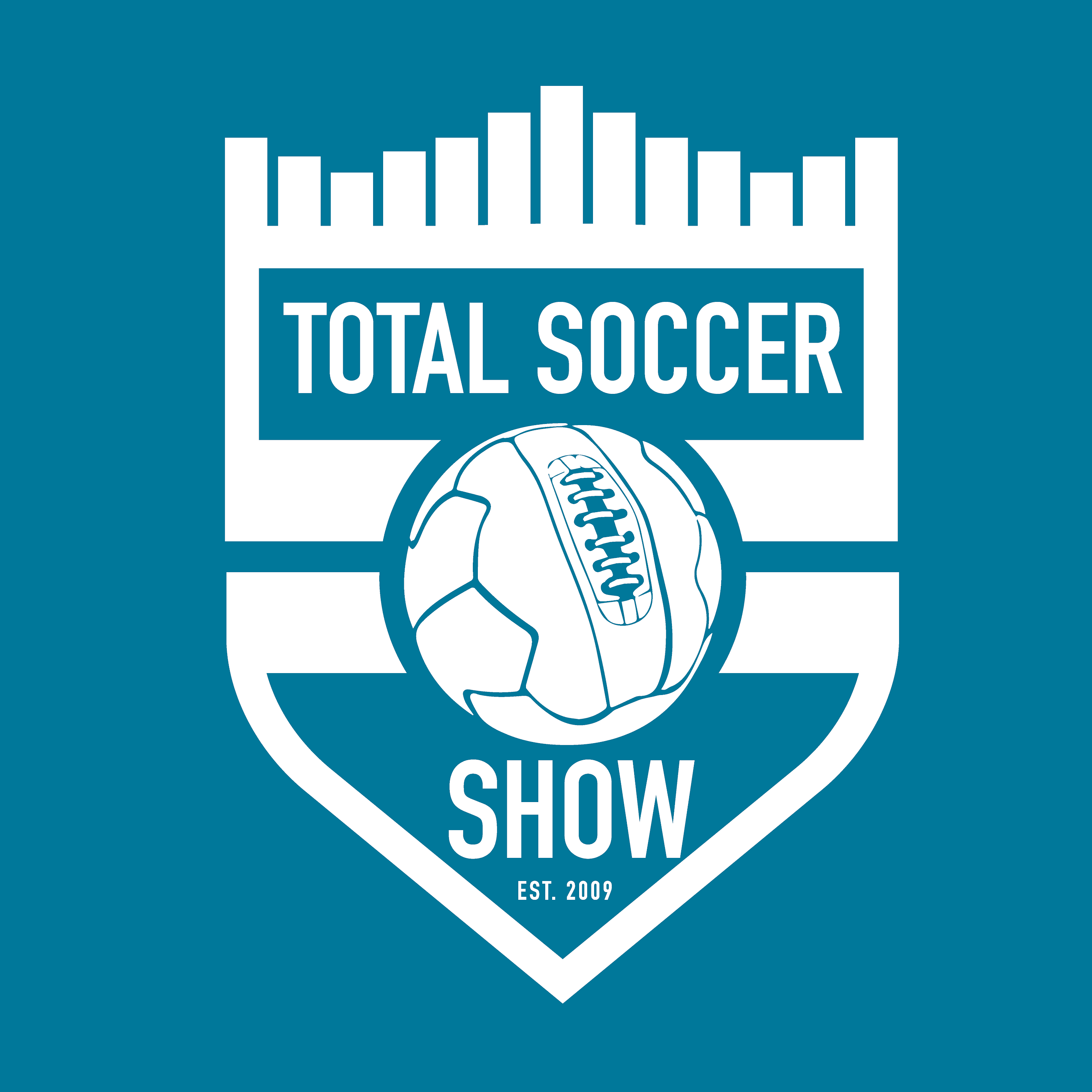 Total Soccer Show: USMNT, Champions League, EPL, and more ... show art