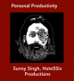 Artwork for Personal Productivity with Sunny Singh, Hate5Six Productions