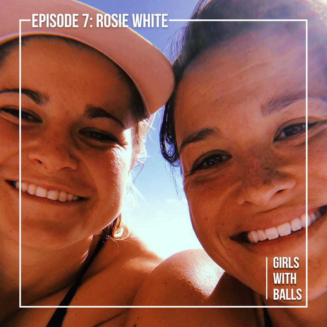 7 – Rosie White