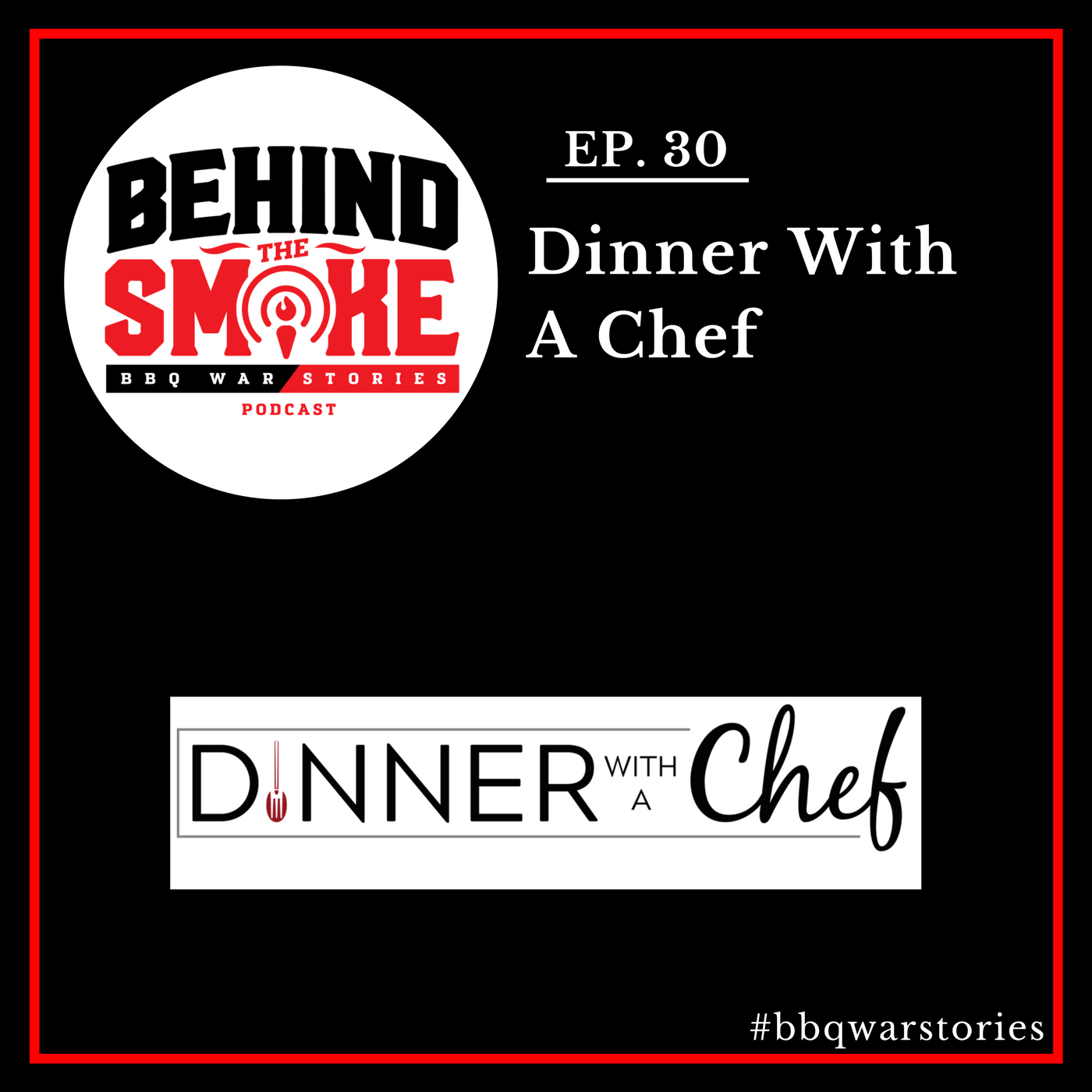 Artwork for #030: Creating Your Own Culinary Side Hustle - Dinner With A Chef