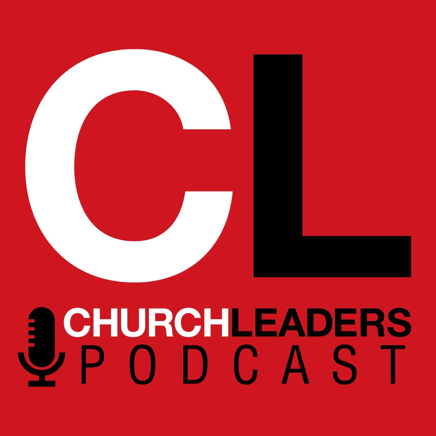 The ChurchLeaders Podcast show art