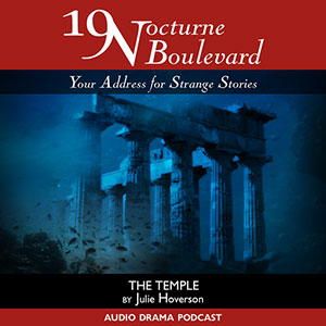 Retro 19 Nocturne!  The Temple (from the Lovecraft story)