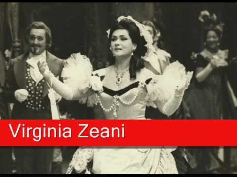 La Rondine with Virginia Zeani