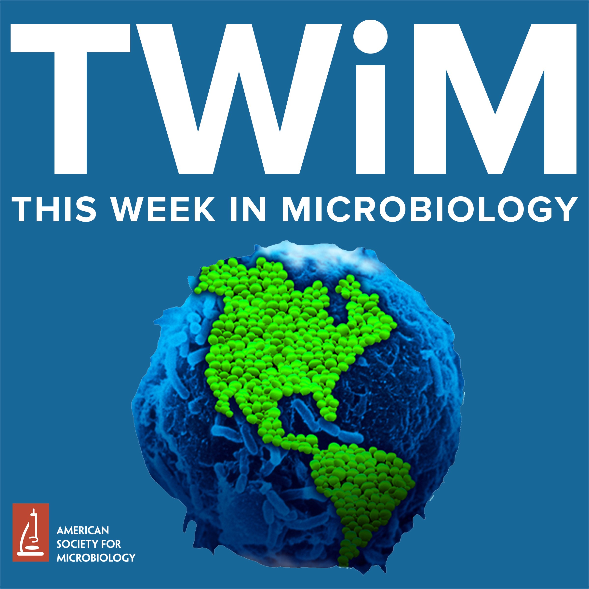 This Week in Microbiology show art