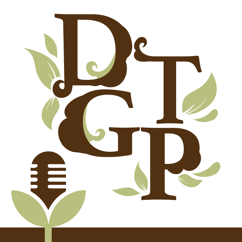 Down The Garden Path Podcast show art