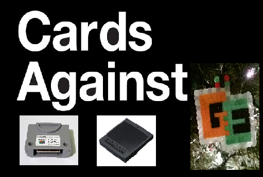 GameEnthus Podcast ep211: Cards Against Memory or GOTY 2014