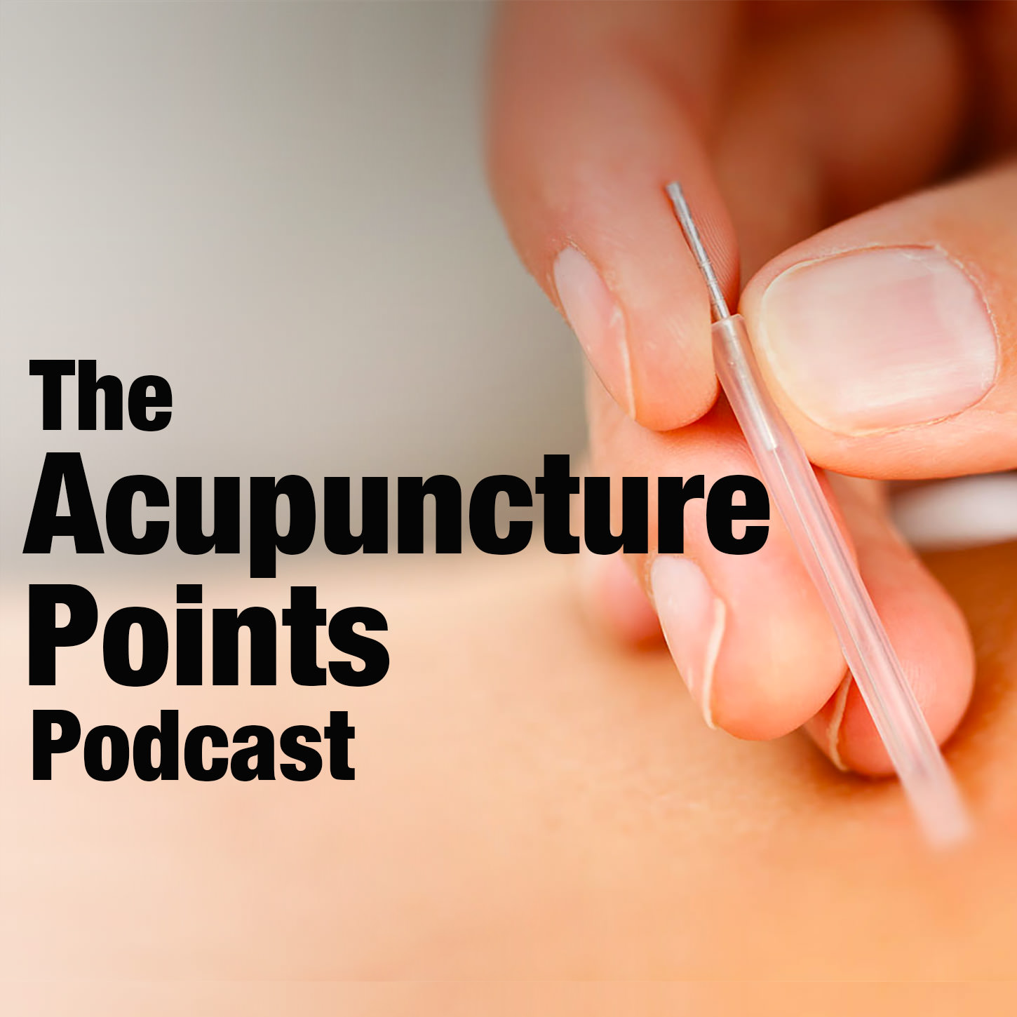 The Acupuncture Points Podcast show art