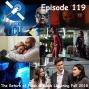 Artwork for The Earth Station DCU Episode 119 – The Return of Flash & Black Lightning Fall 2018