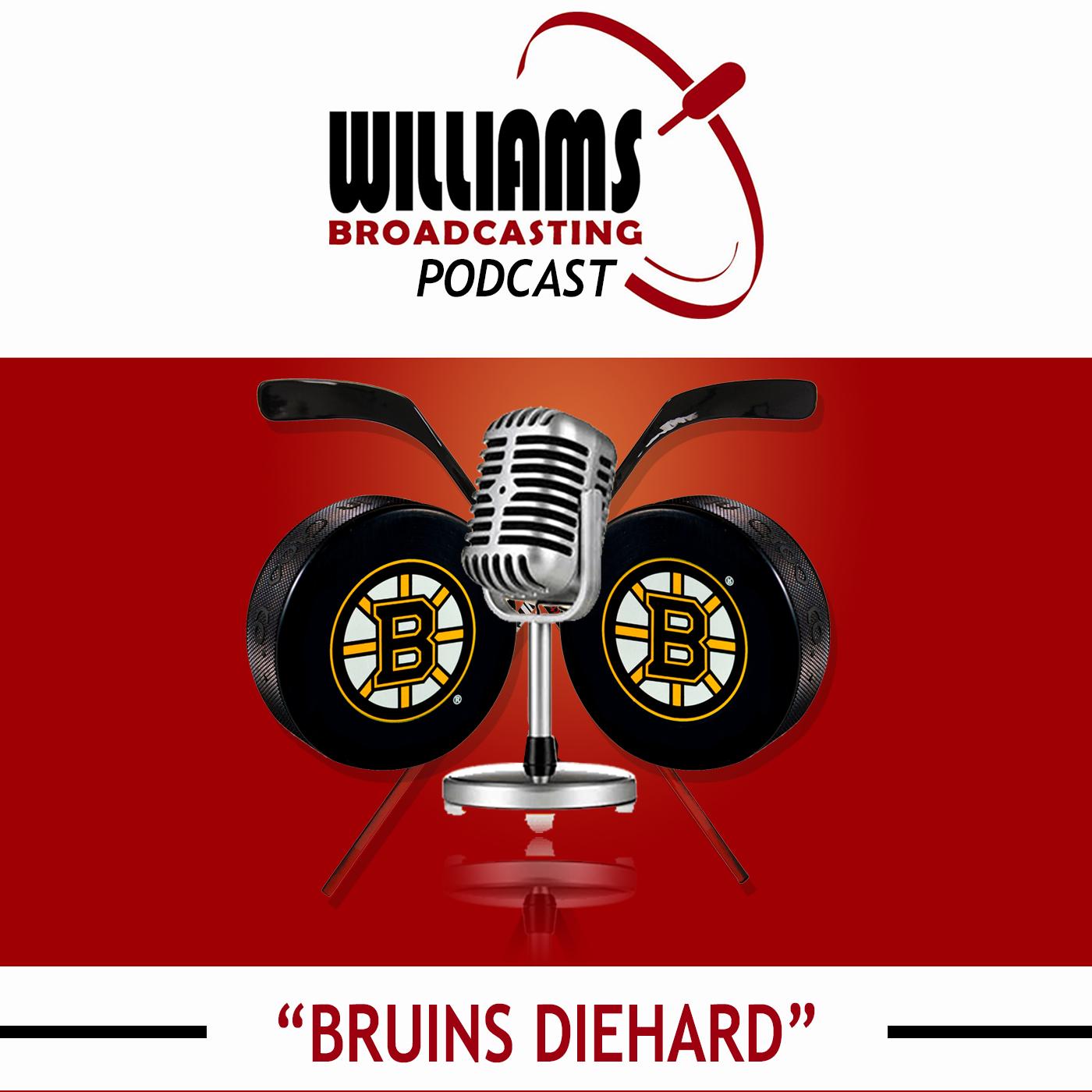 Bruin's Diehard: Boston Bruins Analysis, NHL Recap, and Hockey Chatter show image