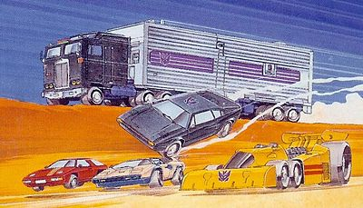 74-Yes Ed, There Really Are Decepticon Cars...