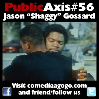 "Public Axis #56: Jason ""Shaggy"" Gossard"