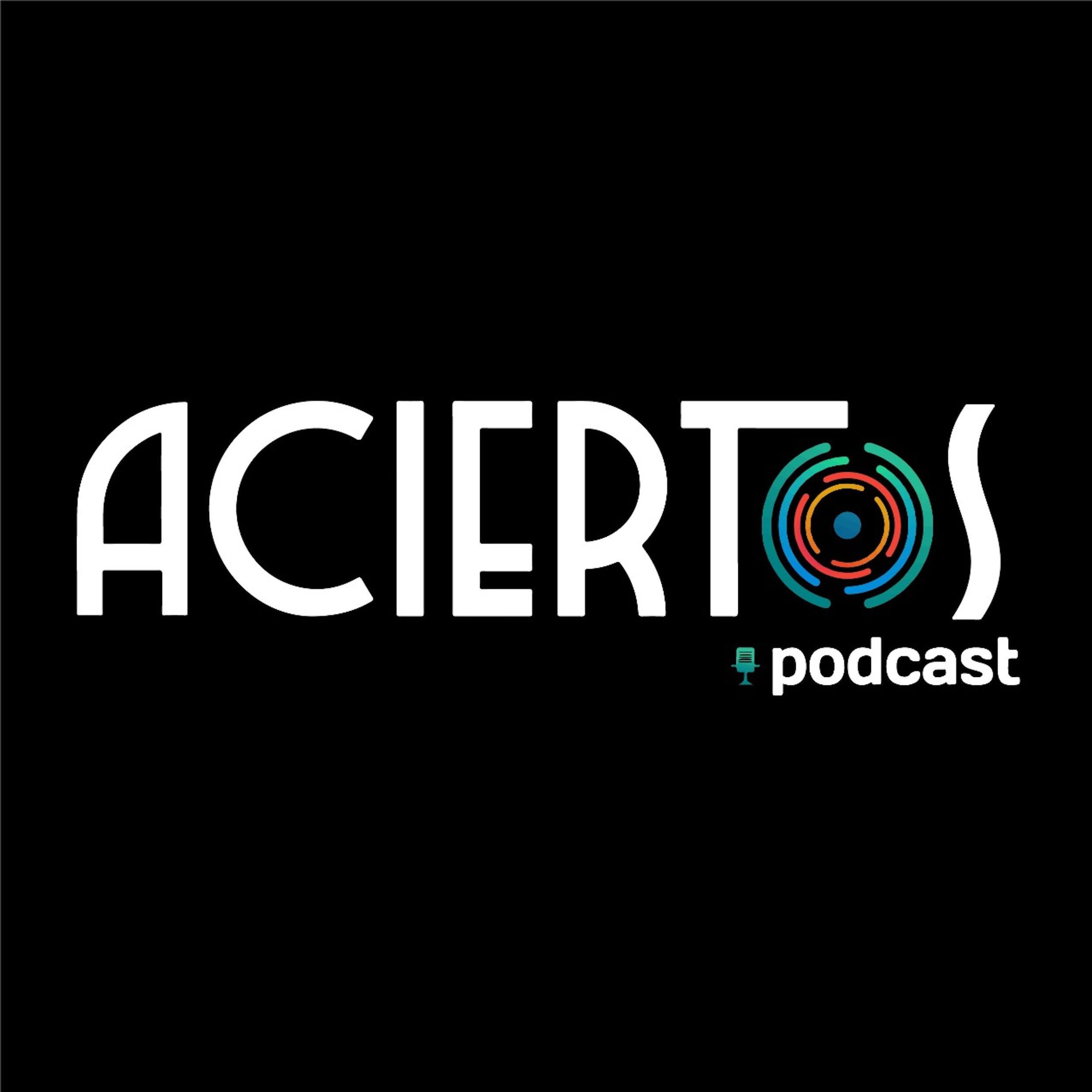 Aciertos Podcast show art