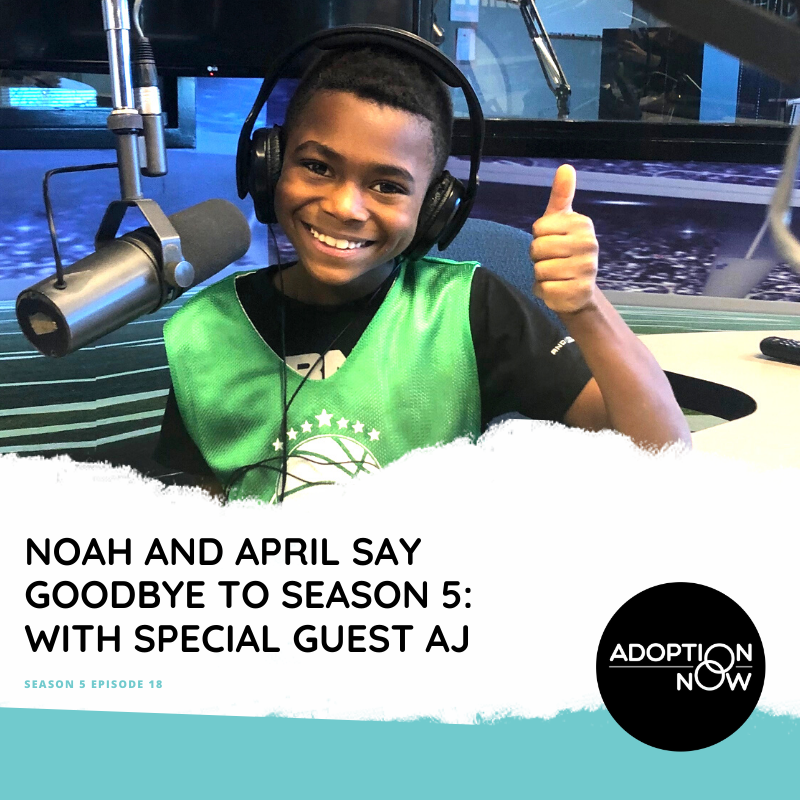 Noah and April Say Goodbye to Season 5: With Special Guest AJ [S5E18]