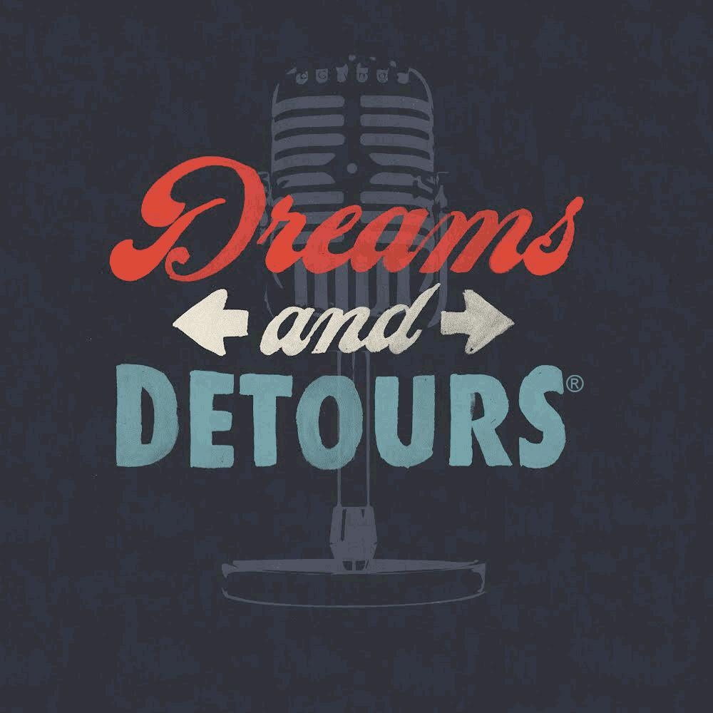 Dreams and Detours show art