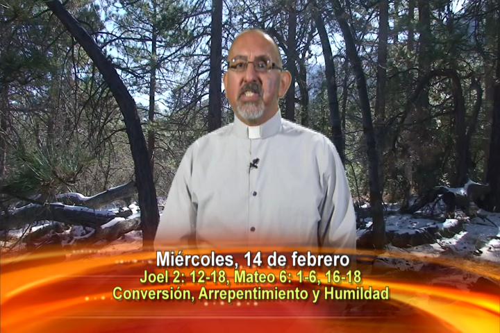 Artwork for Dios te Habla con Fr. Roberto Flores, SVD;  Tema el hoy: Conversión, arrepentimiento y humildad
