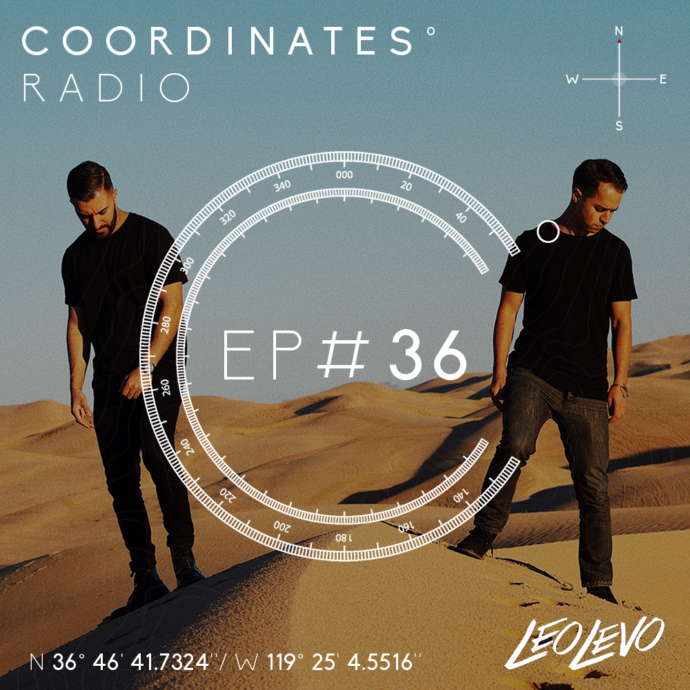 Artwork for EP#36 Leo Levo: Coordinates° Radio