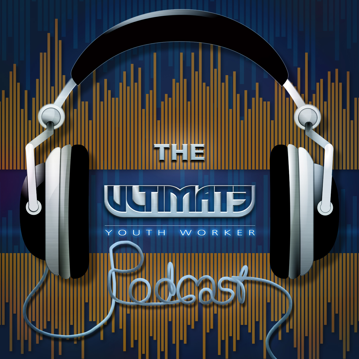 Ultimate Youth Worker Podcast show art