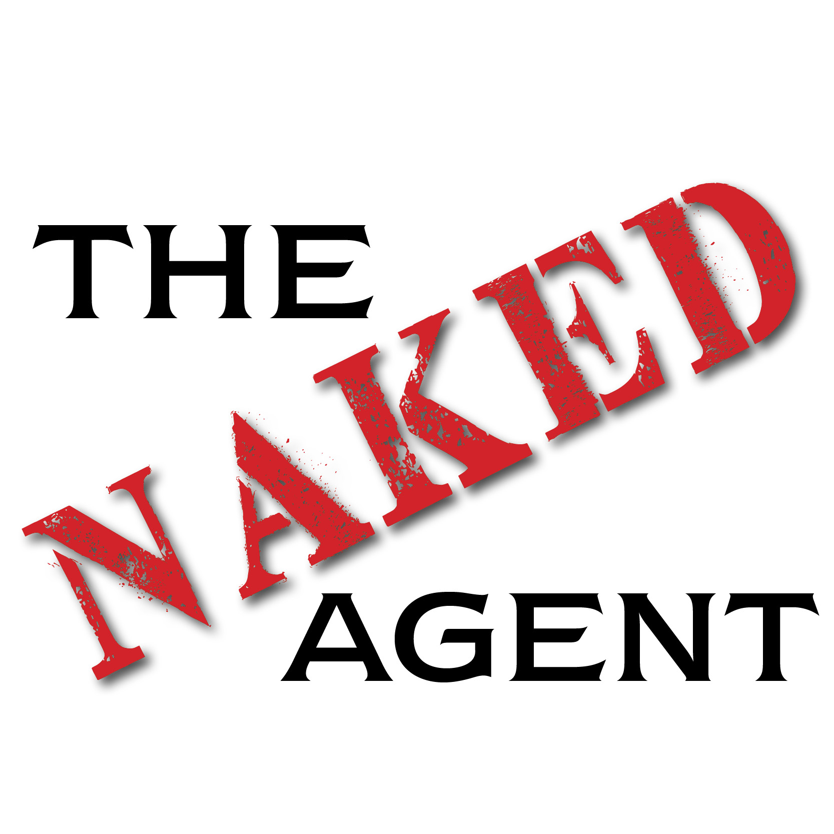 The Naked Agent show art