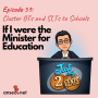 Artwork for Episode 051: Cluster OTs and SLTs to Schools
