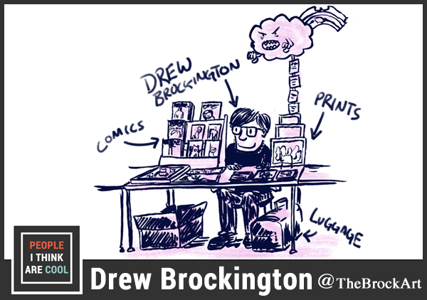 Ep. 35 Drew Brockington