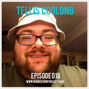 Episode 018 - Tellis Coolong