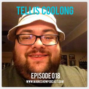 Episode 018 - Tellis Coolong
