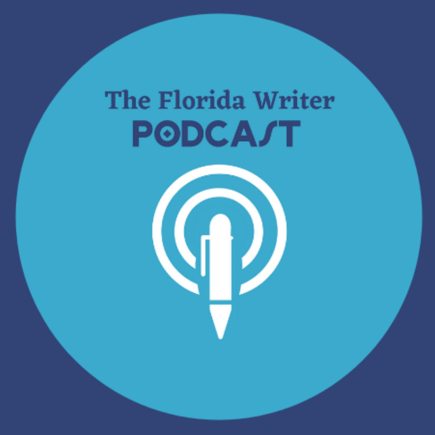 The Florida Writer Podcast show art