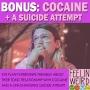 Artwork for BONUS: I Interview Myself about Cocaine + a Suicide Attempt