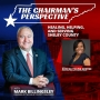 Artwork for Healing, Helping, and Serving Shelby County| The Chairman's Perspective | KUDZUKIAN