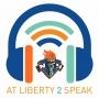 Artwork for John Focke on At Liberty to Speak