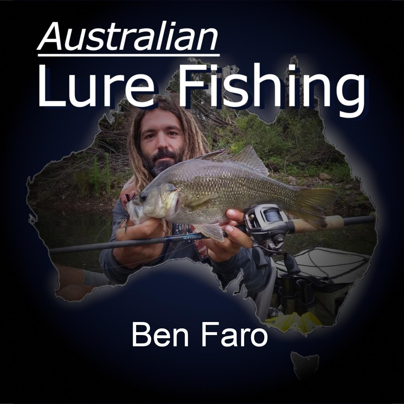 Episode 176: Blue Rock Lake Bass With Ben Faro