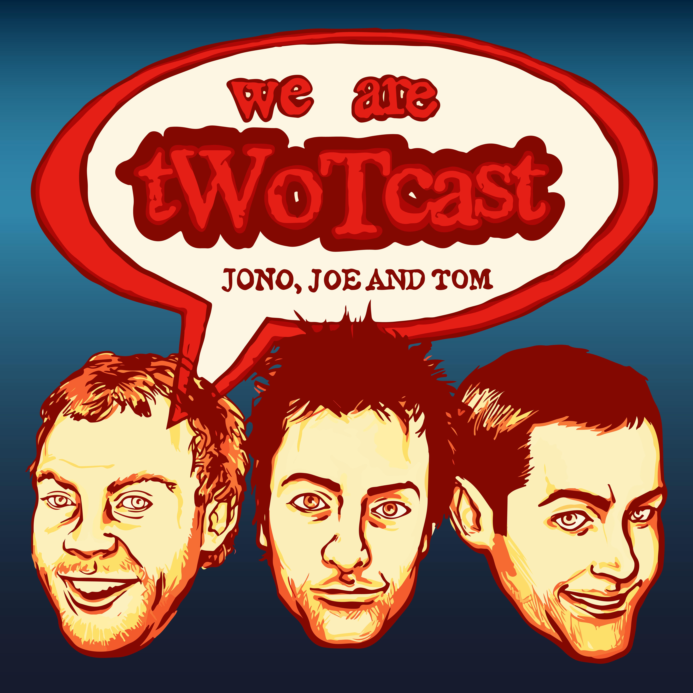 tWoTcast show art