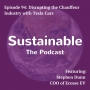 Artwork for 94: Disrupting the Chauffeur Industry with Tesla Cars with Stephen Dunn, COO of Ecosse EV