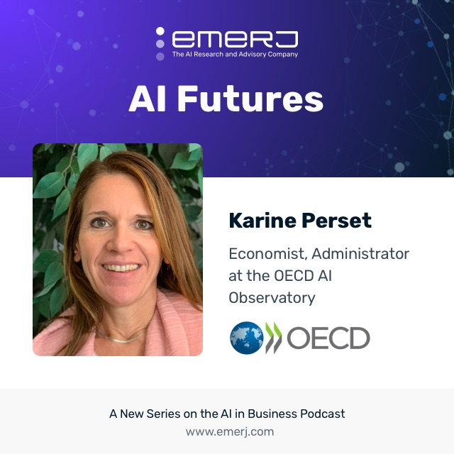 [AI Futures] Karine Perset, Economist at the OECD's AI Observatory, on AI Governance (S1E2)