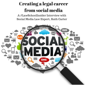 Creating a legal career from social media - EP41