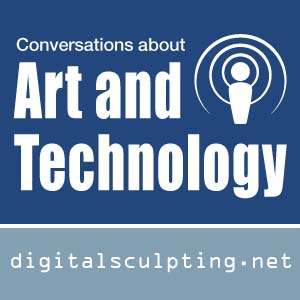 Art and Technology- Interview with Kevin Gillespie - Copyright and 3D