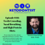 Artwork for KDP Ep 046: Teeth Crowding, Nasal Breathing, and High Protein Diets