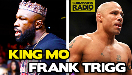 Submission Radio 1/2/15 King Mo, Frank Trigg + UFC 183