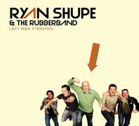 """Last Man Standing"" with Ryan Shupe and The Rubber Band"