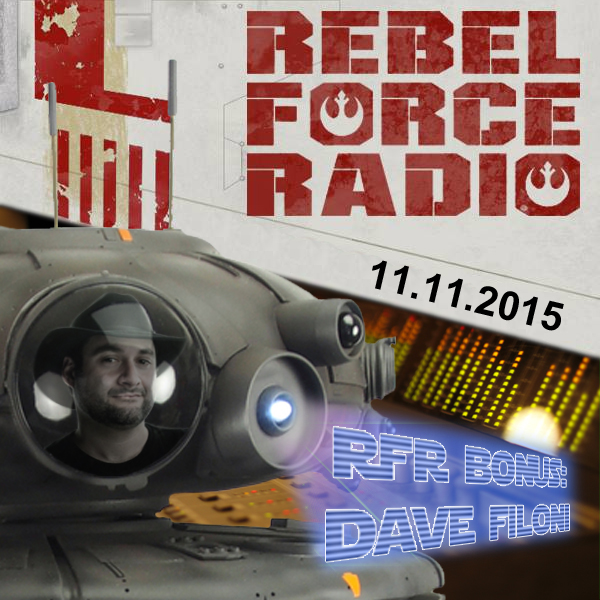 RFR Bonus: Dave Filoni
