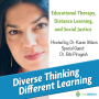 Artwork for Ep. 5: Educational Therapy, Distance Learning, and Social Justice with Dr. Bibi Pirayesh