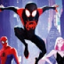 Artwork for Advanced Review: Spider-Man: Into the Spider-verse