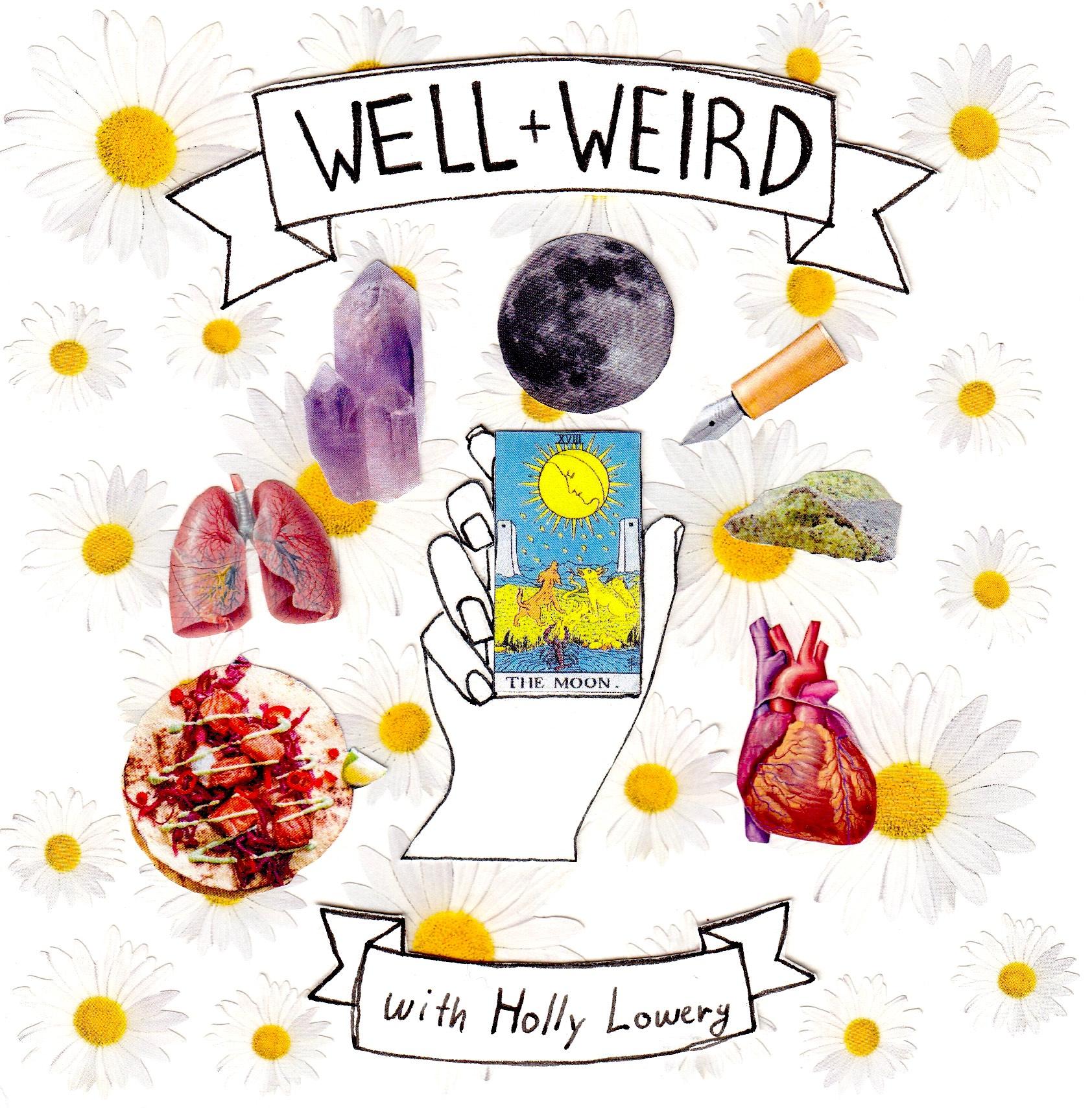 Well and Weird show art