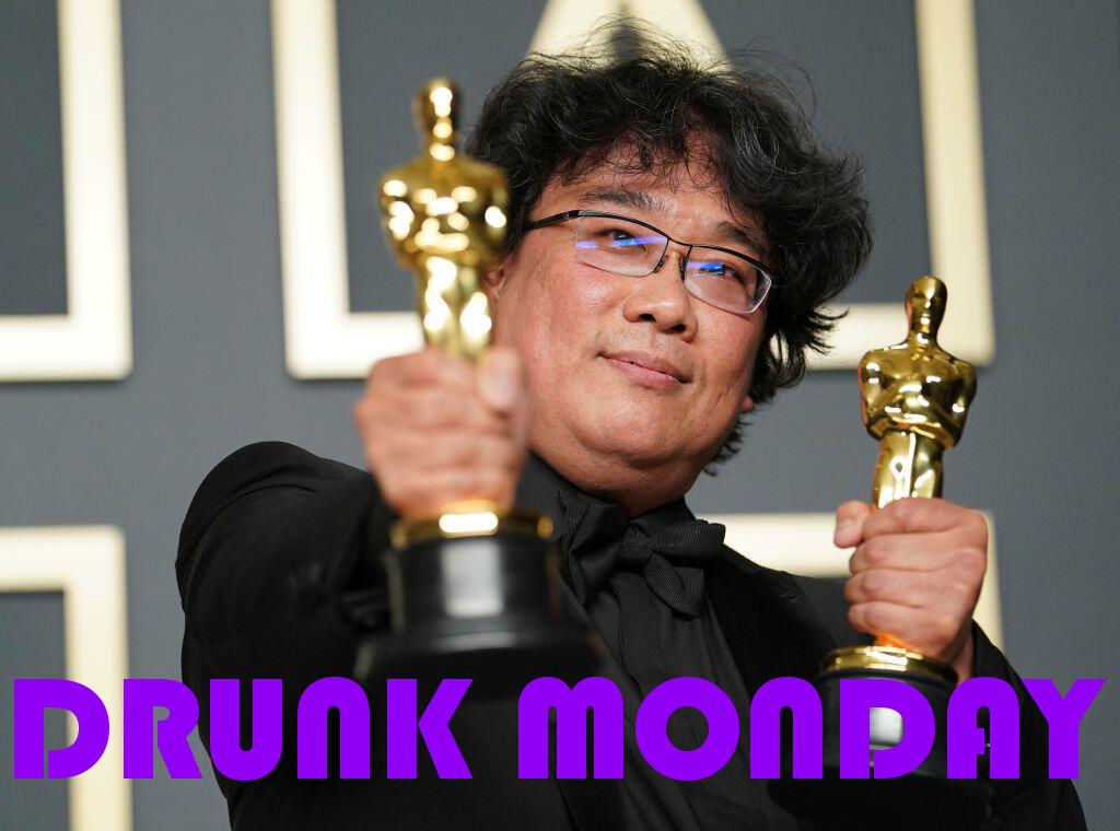 58: 5th Annual Drunk Oscar Commentary!!! show art