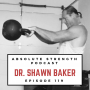 Artwork for Ep 119: Dr. Shawn Baker on the All Meat Carnivore Diet