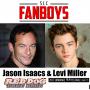 Artwork for Interview: Jason Isaacs (Star Trek Discovery, The OA) & Levi Miller (Pan)