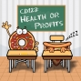 Artwork for CD123: Health or Profits
