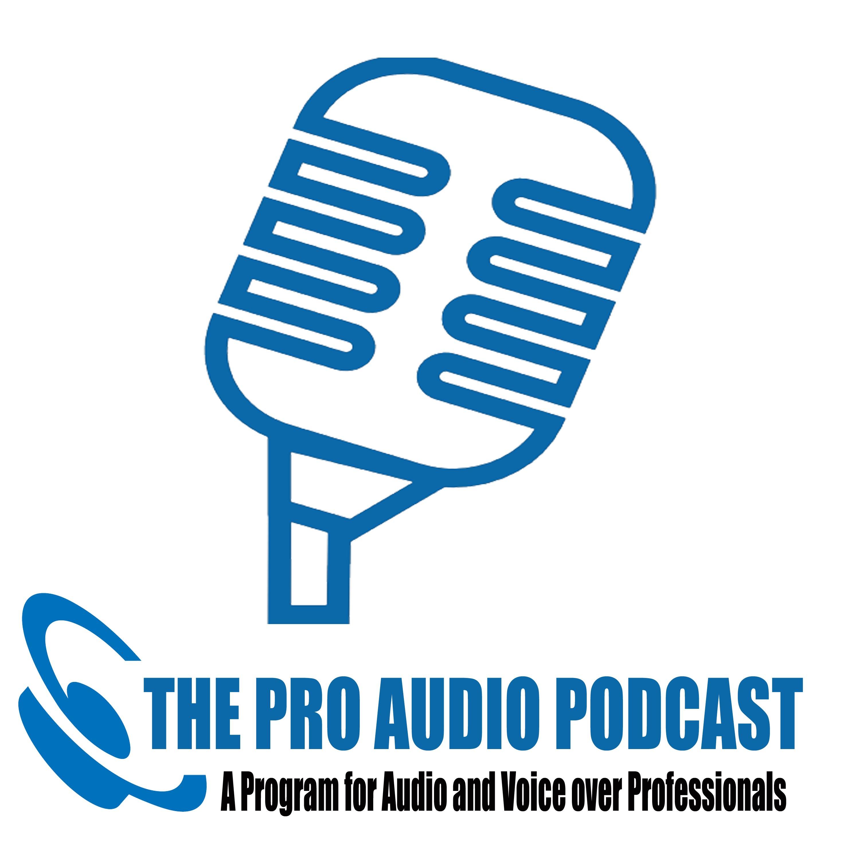 The Pro Audio Suite show art