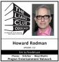 Artwork for The Liars Club Oddcast # 122 | Howard A. Rodman, Award-Winning Screenwriter and Novelist